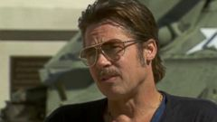 VIDEO: WN 10/17: Brad Pitt on His New Movie and Marriage