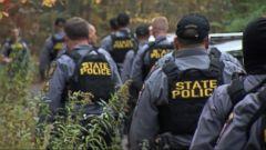 Possible Sighting of Suspected Cop Killer