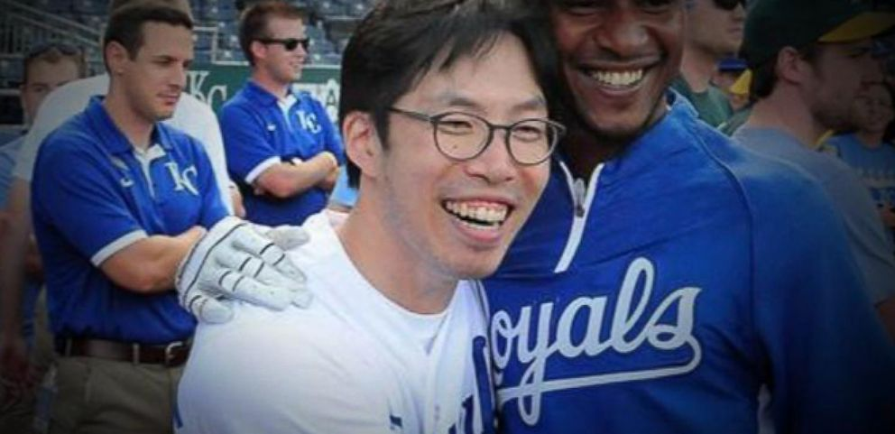 VIDEO: SungWoo Lee, the Human Good Luck Charm, is Back in Kansas City