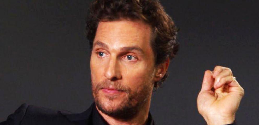 VIDEO: Blast Off: Matthew McConnaughey and the Cast of Interstellar