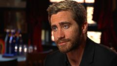 VIDEO: Jake Gyllenhaal Discusses His Latest Movie