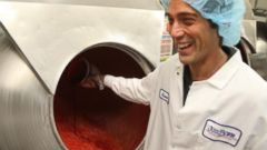 VIDEO: American Candy Maker Filling Up Bags at Halloween and Creating Jobs