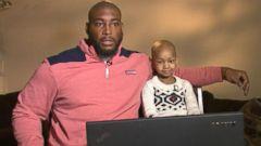 VIDEO: Footballs Unbeatable Father Daughter Team