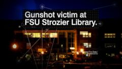 VIDEO: School Shooting at FSU Library; 3 Injured; Shooter Killed
