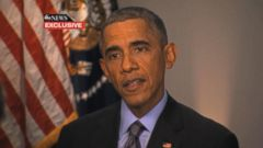 VIDEO: President Obama: Dont Use Ferguson As Excuse For Violence
