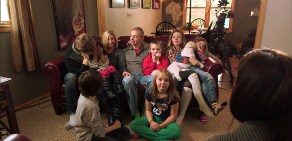 VIDEO: Minnesota Family Gets the Surprise of a Lifetime
