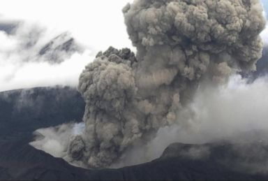 VIDEO: Instant Index: Japans Mount Aso Volcano Roars Back to Life