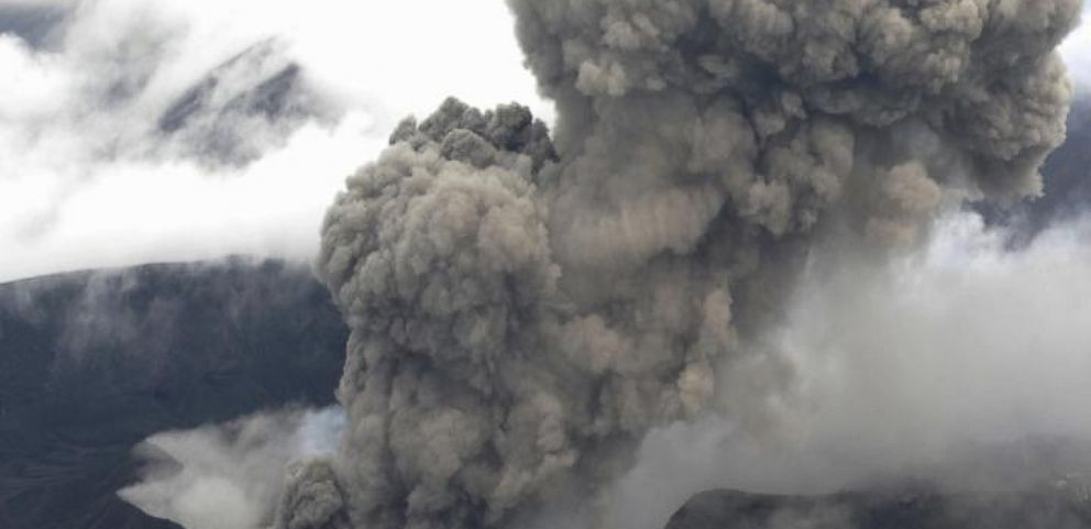 Instant Index: Japans Mount Aso Volcano Roars Back to Life