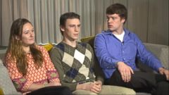 VIDEO: Alleged UVA Victims Friends Recount The Night Written About in Rolling Stone
