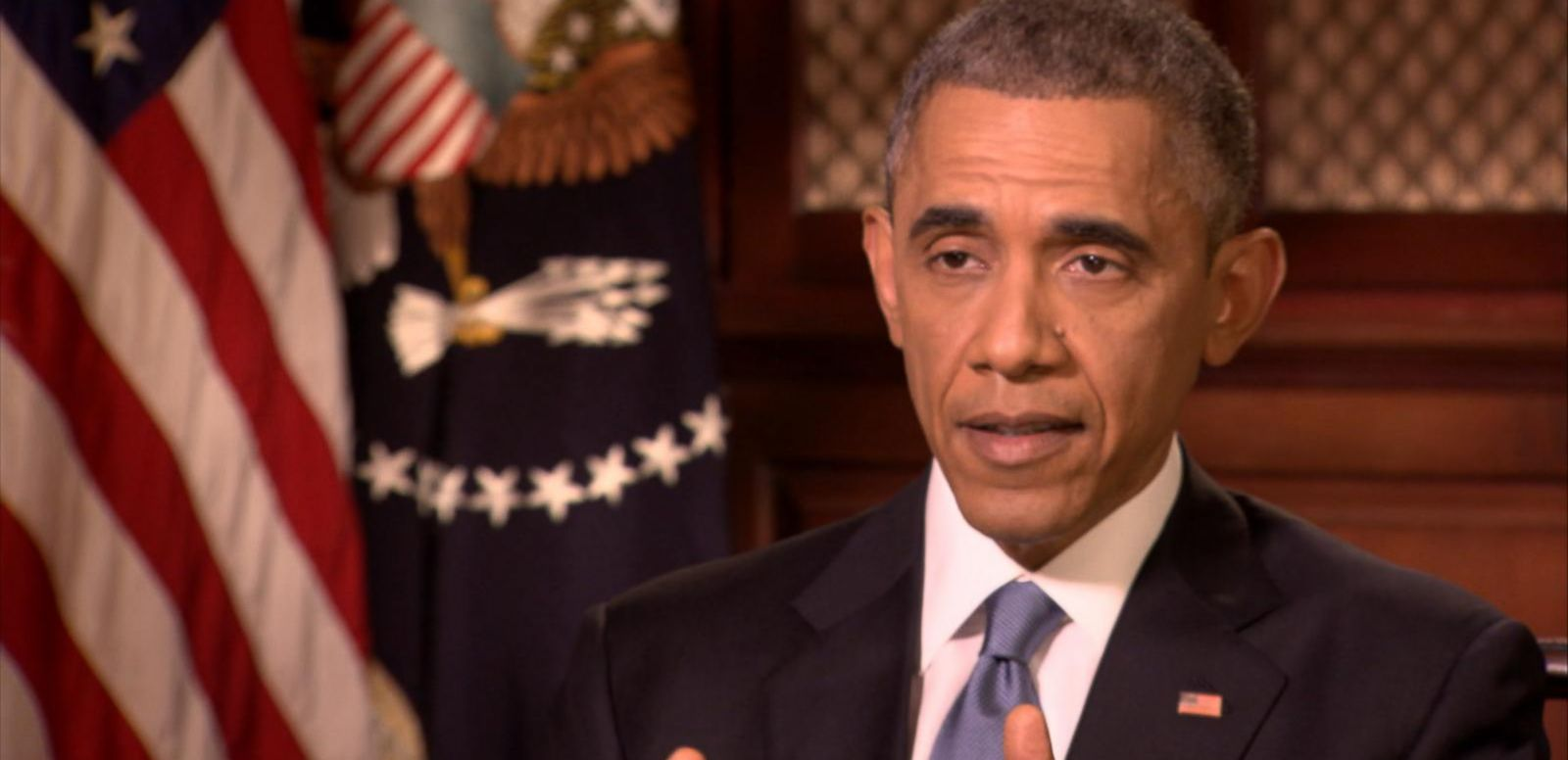 VIDEO: Obama on Sony Cyber Attack