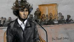 VIDEO: Boston Marathon Bombing Suspect Back in Court