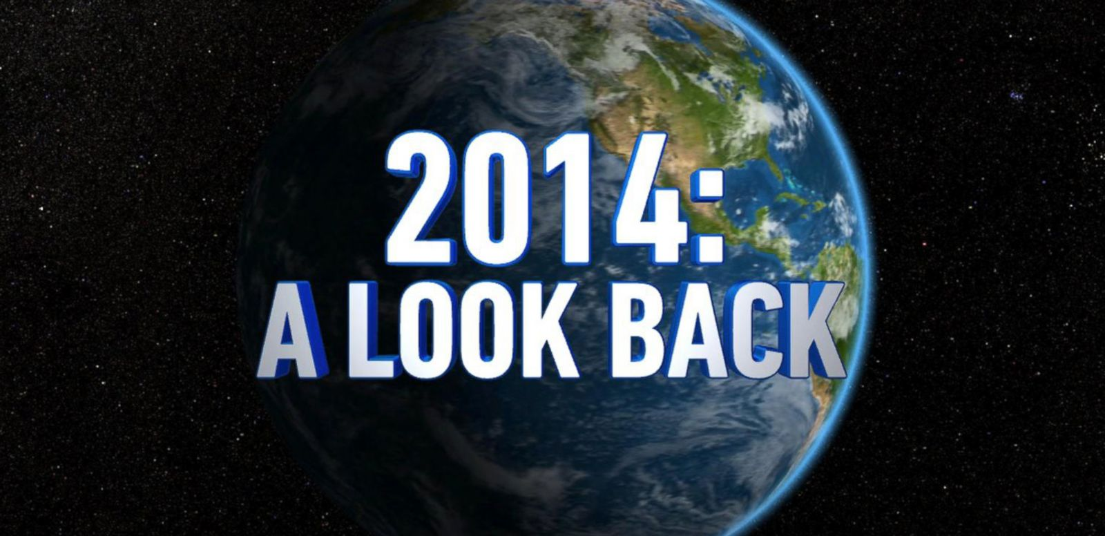 VIDEO: A Look Back at the Year's Biggest Stories