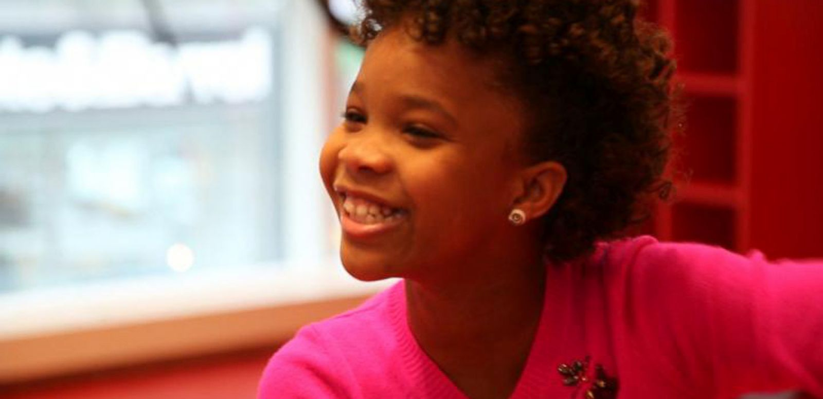 "VIDEO: Inspiring Message for Young Girls from the Star of ""Annie"""