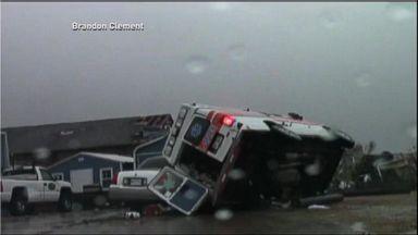 VIDEO: WN 12/23: Deadly Tornadoes Tear Through the South