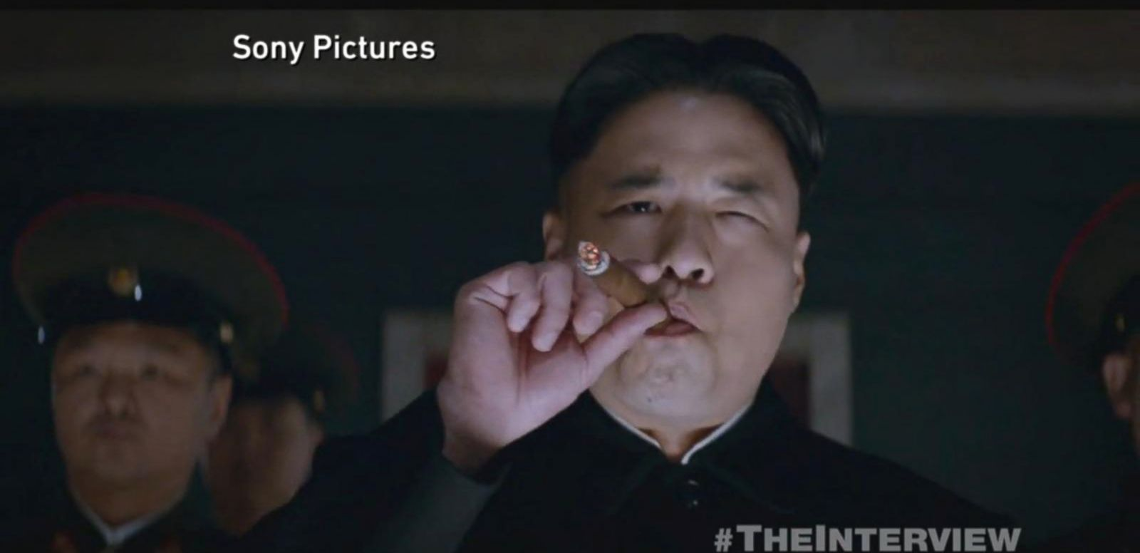 VIDEO: Sony Delivers Christmas Surprise by Releasing 'The Interview'