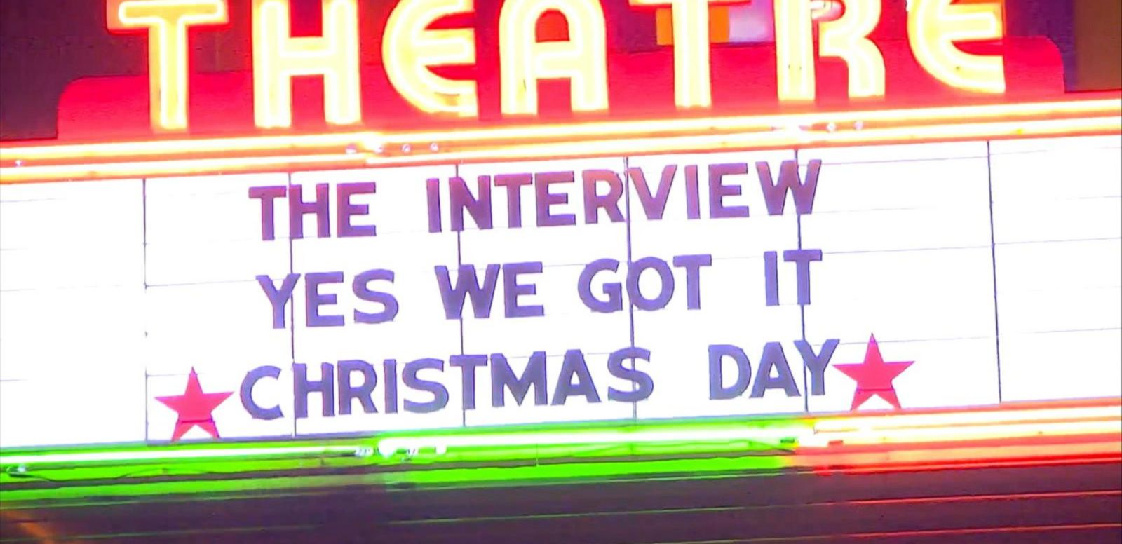 "VIDEO: ""The Interview"" Gains Fans Amid New Cyber Threat"