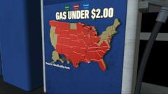 VIDEO: Instant Index: 33 States with Gas Prices Below $2 a Gallon