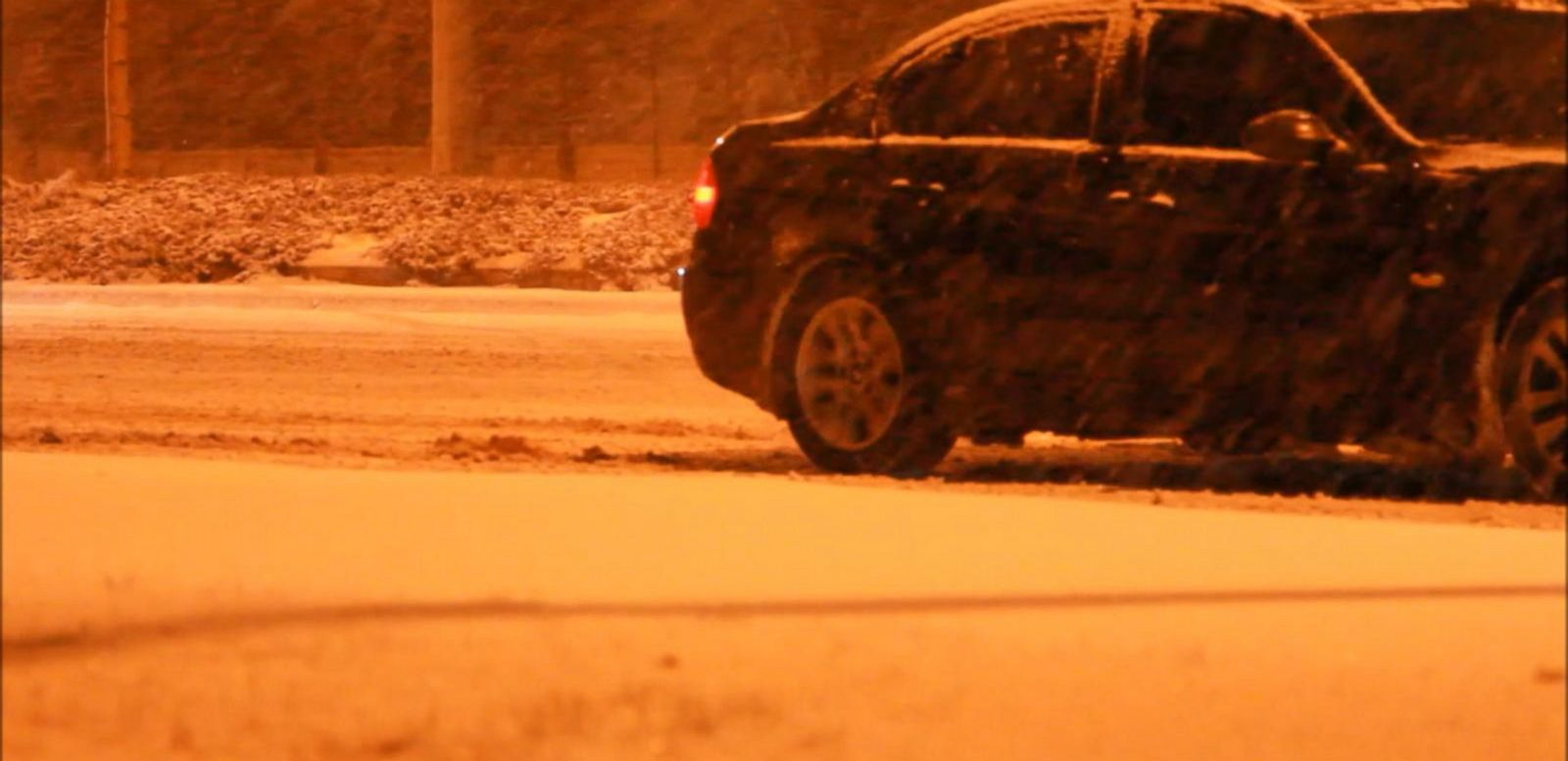 VIDEO: Winter Storm Warnings from the Rockies to the Great Lakes
