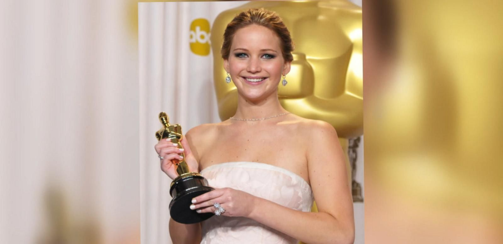 VIDEO: Jennifer Lawrence Named the Highest Grossing Actor in Hollywood