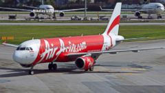 VIDEO: Desperate Search for Missing Air Asia Flight 8501