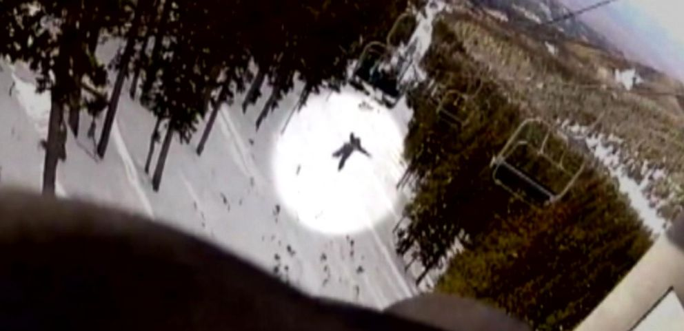 VIDEO: Chair Lift Falls Pose Rare but Deadly Threat to Skiers