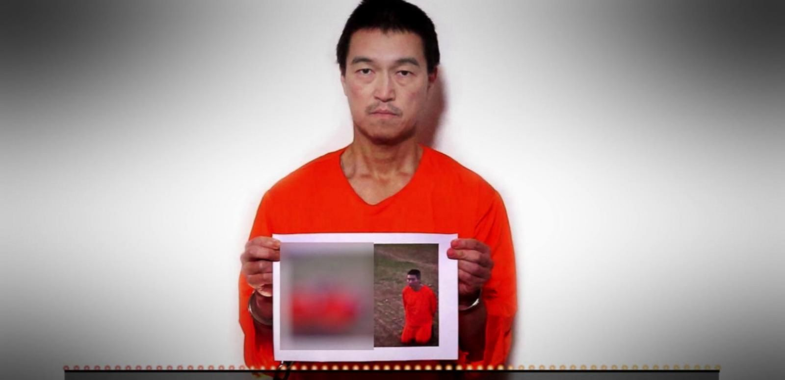 VIDEO: ISIS Claims Responsibility for Slain Japanese Hostage
