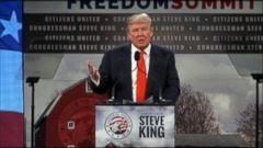 VIDEO: Iowa Freedom Summit Hosts Plenty of Potential Presidential Candidates