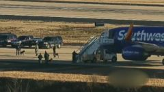 VIDEO: Bomb Threats Made on Two Mid-Air Flights