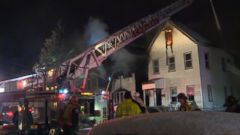 VIDEO: What Causes House Fires to Rage Out of Control?