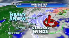 VIDEO: Blizzard 2015: 71 mph Wind Gusts Expected