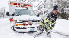VIDEO: States of Emergency: Storm Crushes New England