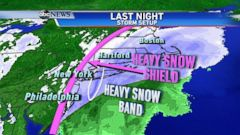 VIDEO: Another Snowstorm on the Way