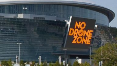 VIDEO: Instant Index: Feds Say Super Bowl is a No Drone Zone