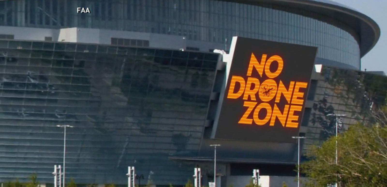 VIDEO: Instant Index: Feds Say Super Bowl is a 'No Drone Zone'
