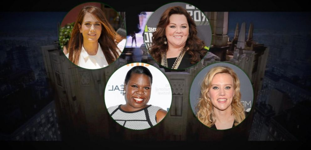 VIDEO: All-Female Cast for Ghostbusters Remake