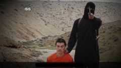 VIDEO: WN 1/31: New ISIS Video Purports to Show Beheading of Japanese Reporter
