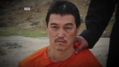 VIDEO: New ISIS Video Purports to Show Beheading of Japanese Reporter