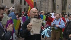VIDEO: At Least 51 Alabama Judges Take a Stand Against Same-Sex Marriage