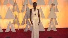VIDEO: Hollywood Mystery: Who Stole the Lupita Nyongo Oscars Dress