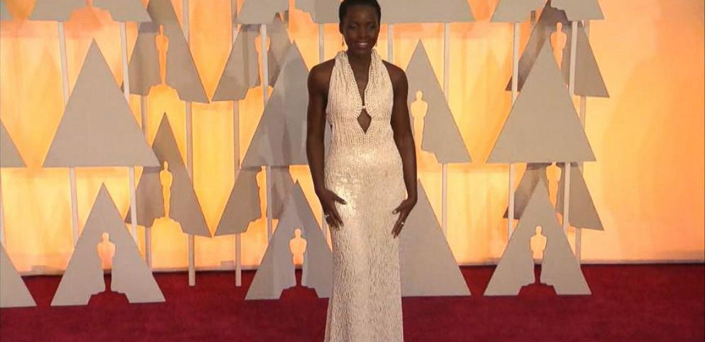 VIDEO: Hollywood Mystery: Who Stole the Lupita Nyong'o Oscars Dress
