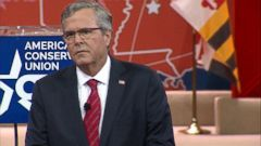 VIDEO: Jeb Bush Stands Up for Immigration Reform at CPAC