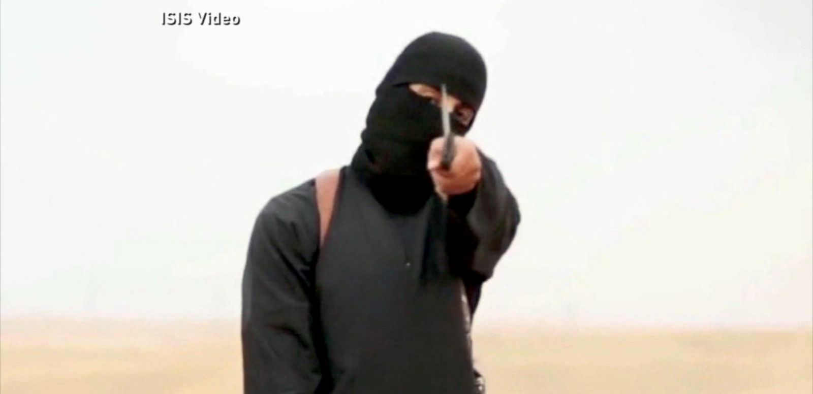 VIDEO: 'Jihadi John' Now the Most Wanted Man In the World