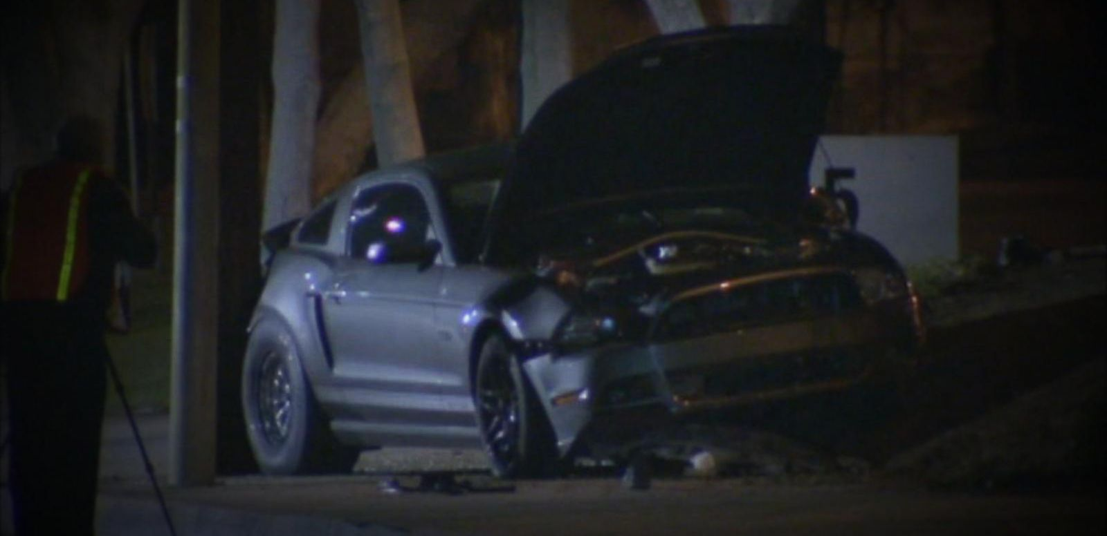 VIDEO: Search Under Way for a Street Racer Who Slammed Into a Crowd