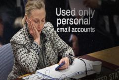 VIDEO: Hillary Clinton Used Personal E-Mail as Secretary of State