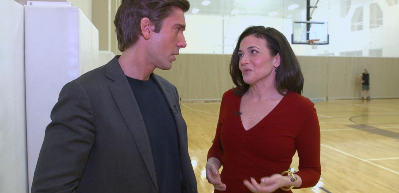 VIDEO: Sheryl Sandberg Discusses Her New Movement to Empower Women