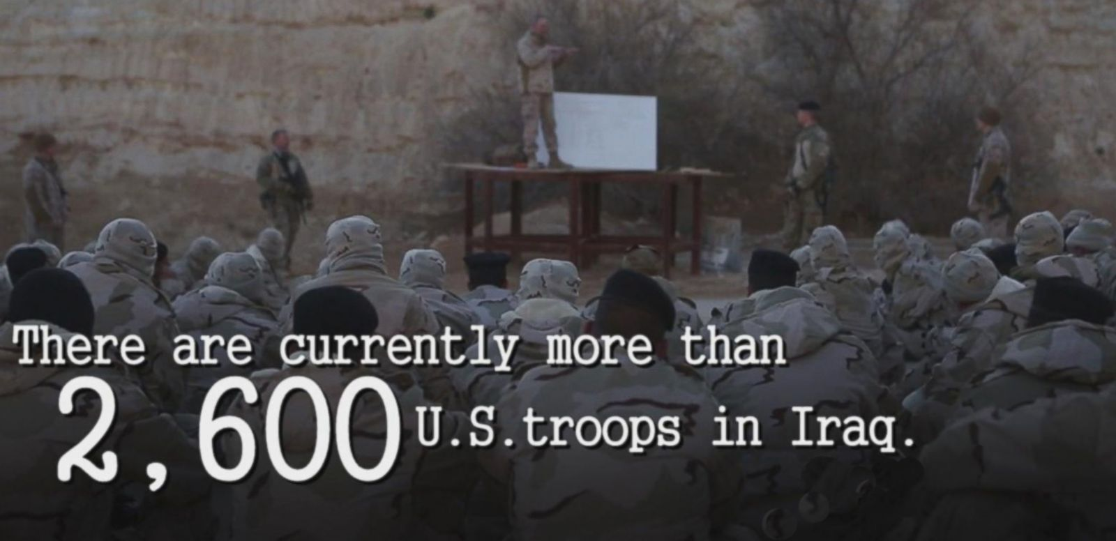 VIDEO: ISIS In Iraq: The Numbers Behind The Threat
