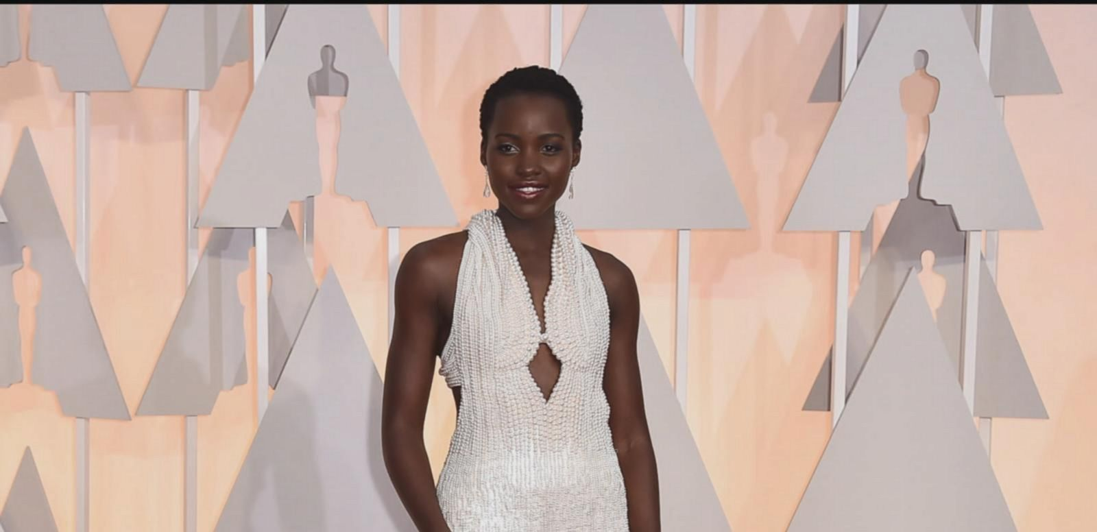 VIDEO: Index: Stolen Lupita Nyong'o Dress Found, But No Suspect Identified
