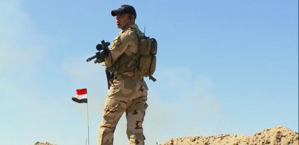 VIDEO: Biggest Offensive Yet in Northern Iraq Against ISIS