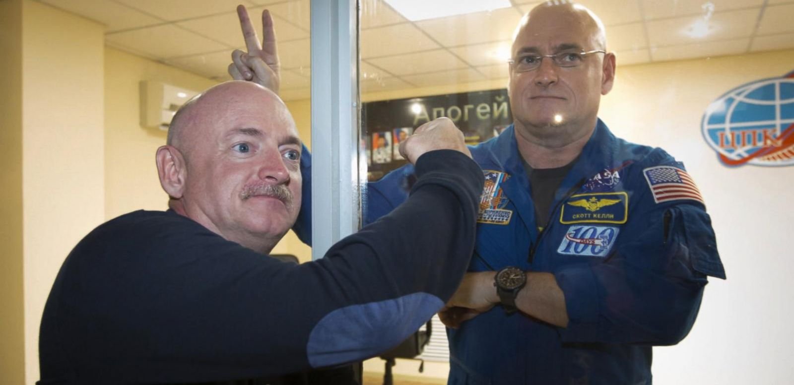 VIDEO: The Astronaut Who Agreed to Leave Earth for 342 Days