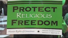VIDEO: Political Firestorm Brews Over Indianas Religious Freedom Law